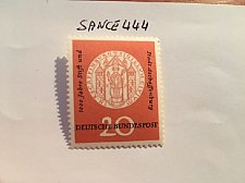 Buy Germany Aschaffenburg millennium mnh 1957