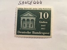 Buy Germany Justus Liebig university mnh 1957
