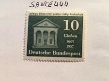 Buy Germany Justus Liebig university mnh 1957