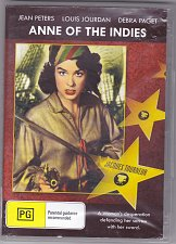 Buy Anne of the Indies DVD (1951) - [Import allemand] - Very Good