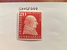 Buy Germany Boron vom Stein mnh 1957