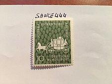 Buy Germany Joseph von Eichendorff mnh 1957