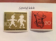 Buy Germany Wilhelm Busch mnh 1958