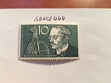 Buy Germany Rudolf Diesel mnh 1958