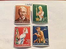 Buy Germany Welfare Agriculture mnh 1958