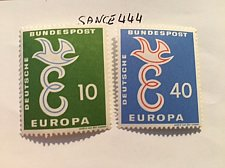 Buy Germany Europa 1958 mnh #2