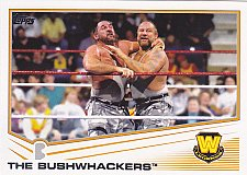 Buy The Bushwhackers #88 - WWE Topps 2013 Wrestling Trading Card