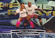 Buy Prime Time - WWE 2013 Topps Wrestling Trading Card #TT5-2