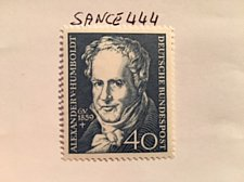 Buy Germany A. Von Humboldt mnh 1959 #2