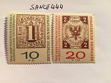 Buy Germany Interposta (dark colours) mnh 1959