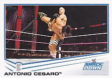 Buy Antonio Cesaro - WWE 2013 Topps Wrestling Trading Card #47