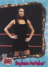 Buy Stephanie McMahon #25 - WWE Absolute Divas 2002 Wrestling Trading Card