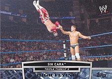 Buy Sin Cara - WWE 2013 Topps Wrestling Trading Card #TT9-2