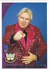 """Buy Bobby """"the brain"""" Heenan - WWE 2010 Topps Wrestling Trading Card #91"""