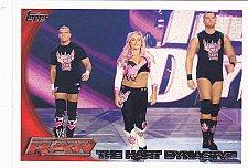 Buy Hart Dynasty - WWE 2010 Topps Wrestling Trading Card #77