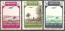 Buy Ifni (former Spanish Colony): Airmail stamps from 1943, MH