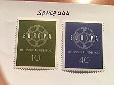Buy Germany Europa 1959 mnh #2