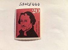 Buy Germany Philipp Melanchton mnh 1960