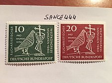 Buy Germany Eucharistic World Congress mnh 1960