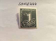 Buy Germany Definitive 1p mnh 1960