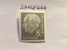 Buy Germany Definitive Heuss 8p mnh 1960