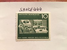 Buy Germany Reis telephone mnh 1961