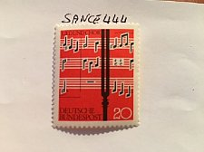 Buy Germany Music festival mnh 1962