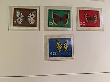 Buy Germany Youth Butterflies mnh 1962