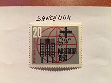 Buy Germany Freedom from hunger mnh 1963