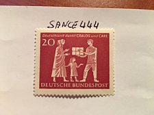 Buy Germany CRALOG & CARE mnh 1963