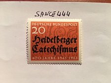 Buy Germany Heidelberg cathechismus mnh 1963
