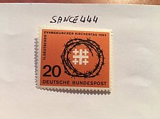 Buy Germany Evangelic church mnh 1963