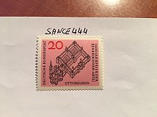 Buy Germany Ottobeuren abbey mnh 1964