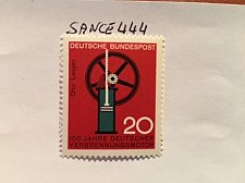 Buy Germany Technics mnh 1964