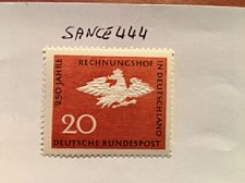 Buy Germany Counting court mnh 1964