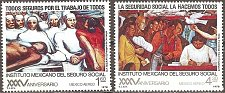 Buy Mexico: Scott No. C553-C554 (1978) MNH Complete 2-value set