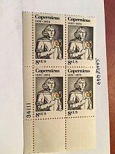 Buy USA Copernicus block mnh 1973