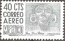 Buy Mexico: Scott No. C192 (1950-1952) MNH