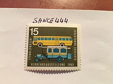 Buy Germany Traffic Exhibition 15p mnh 1965