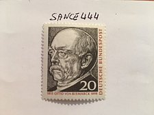 Buy Germany Otto von Bismarck mnh 1965