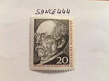 Buy Germany Otto von Bismarck mnh 1965