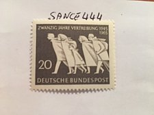 Buy Germany Refugees mnh 1965