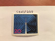 Buy Germany Radiotelevision exposition mnh 1965