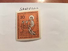 Buy Germany Catholic day mnh 1966