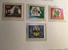 Buy Germany Welfare Fairy tales mnh 1966