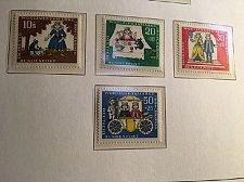Buy Germany Welfare Fairy tales mnh 1966