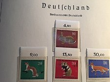 Buy Germany Youth Animals mnh 1967
