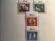Buy Germany Welfare Fairy tales mnh 1967