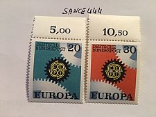 Buy Germany Europa 1967 mnh #2