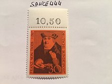 Buy Germany Franz von Taxis mnh 1967